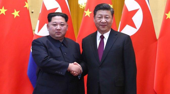 Norcorea confirma visita de Kim Jong Un a China