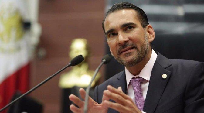Luis Armando Melgar renuncia a la bancada del Verde Ecologista