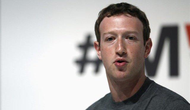 Congreso de EU llama a declarar a Zuckerberg tras filtración de datos