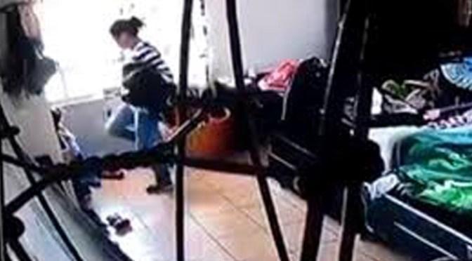 Hallan muerta en prisión a niñera golpeadora de Tlaxcala