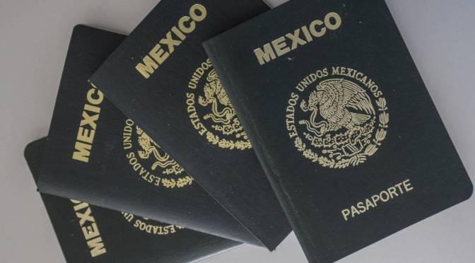 ¿Cómo obtener tu pasaporte?