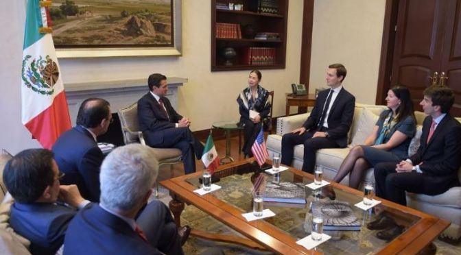 Acuerdan EU y México reunión con Trump si hay avances en TLC
