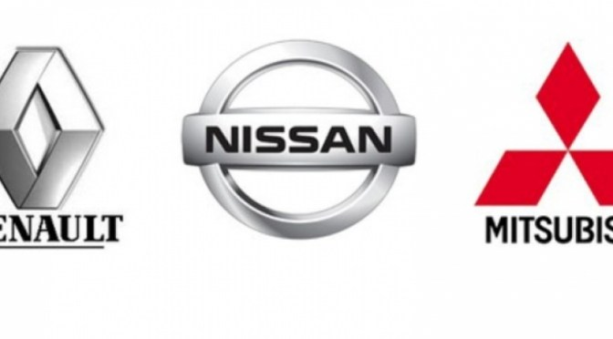 Grupo Renault-Nissan-Mitsubishi anuncia alianza con empresa china