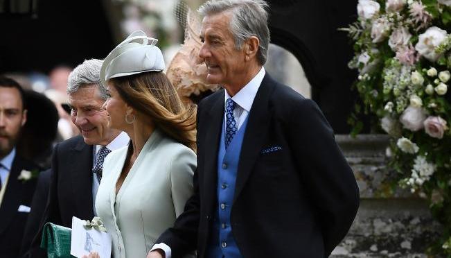 Detienen a suegro de Pippa Middleton por violación