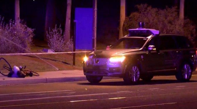 VIDEO: Este es el accidente que suspendió las pruebas de Uber autónomo