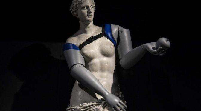 """Venus de Milo """"recupera"""" los brazos con tecnología 3D"""