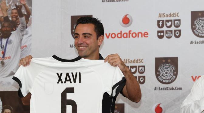 Xavi Hernández seguirá dos años más con Al-Sadd