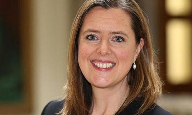 Corin Jean Stella Robertson será la nueva embajadora británica en México