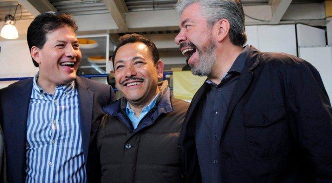 Héctor Serrano se incorpora a campaña de Barrales