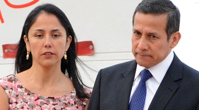 Ollanta Humala y su esposa dejan la cárcel, pero seguirán bajo investigación