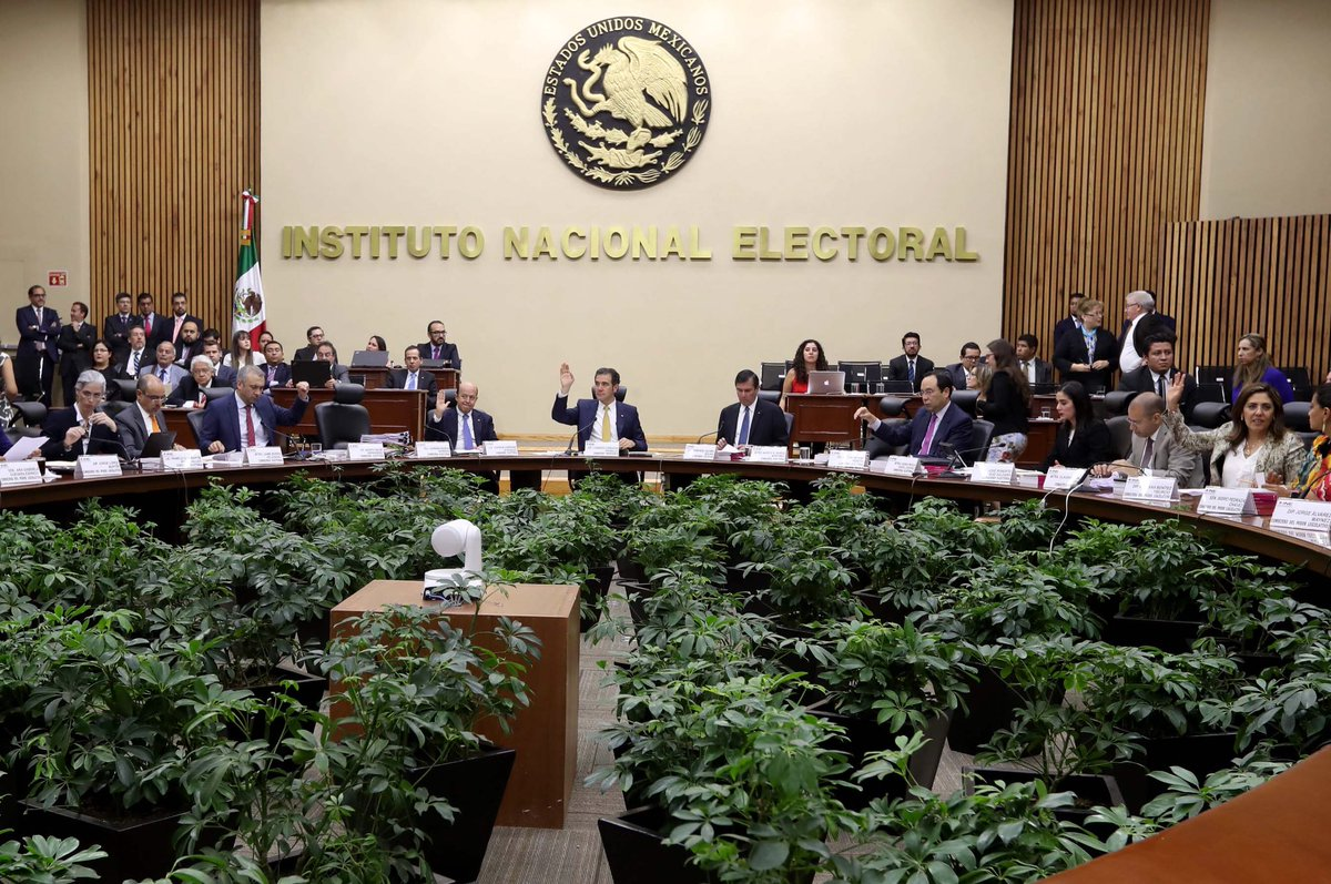 INE ajustará presupuesto para financiar proceso electoral: consejero