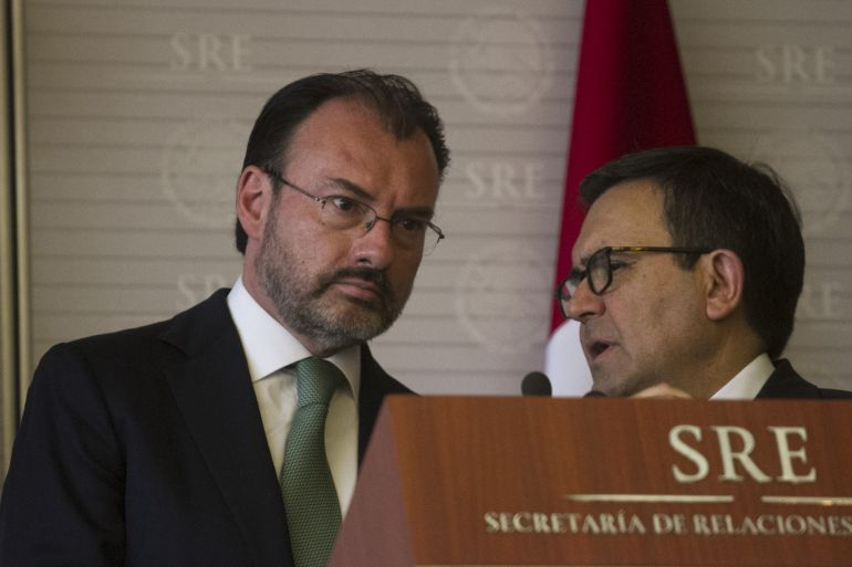 Equipo mexicano viaja a Washington para continuar negociación del TLCAN