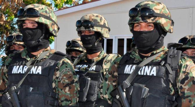 """Marina asume """"responsabilidad social"""" de hechos en Nuevo Laredo"""