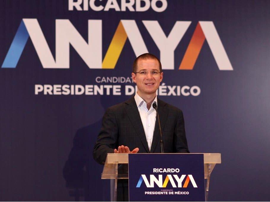 PRD confía en que Anaya ganará tercer debate presidencial