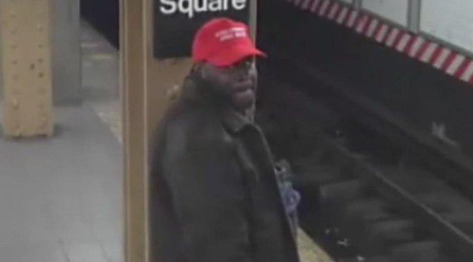 Arrestan a sospechoso de lanzar a mexicano a vías del metro de NY