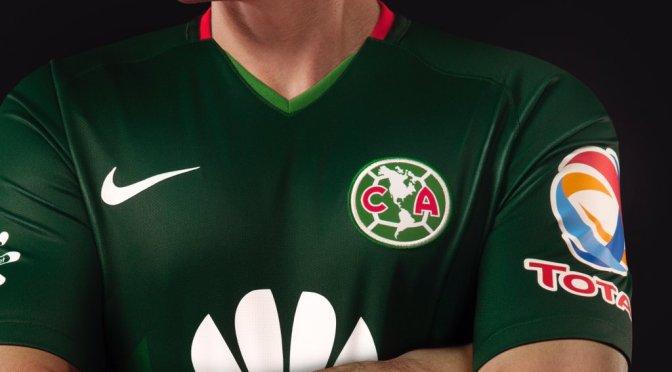 América estrenará uniforme verde el sábado en fecha 17 de la Liga MX