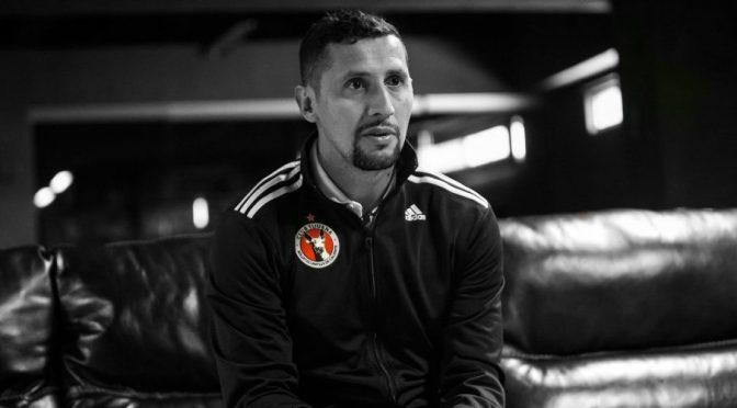 Yasser Corona anuncia su retiro de las canchas debido a una lesión