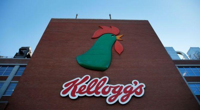 KellogG renueva directiva en oficinas para méxico y latinoamérica