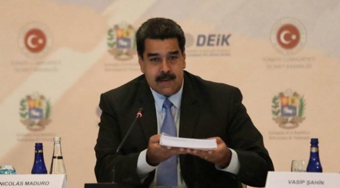 Maduro acusa a Colombia de infiltrar grupos violentos en Venezuela