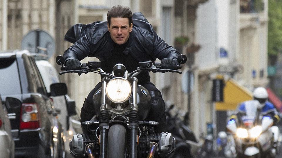"""Mission: Impossible – Fallout"", lidera taquilla de EU"