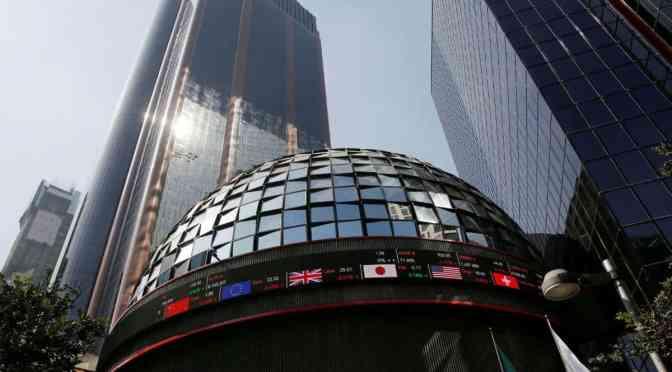 Bolsa Mexicana cae 1.01 por ciento como reacción al Plan de Pemex