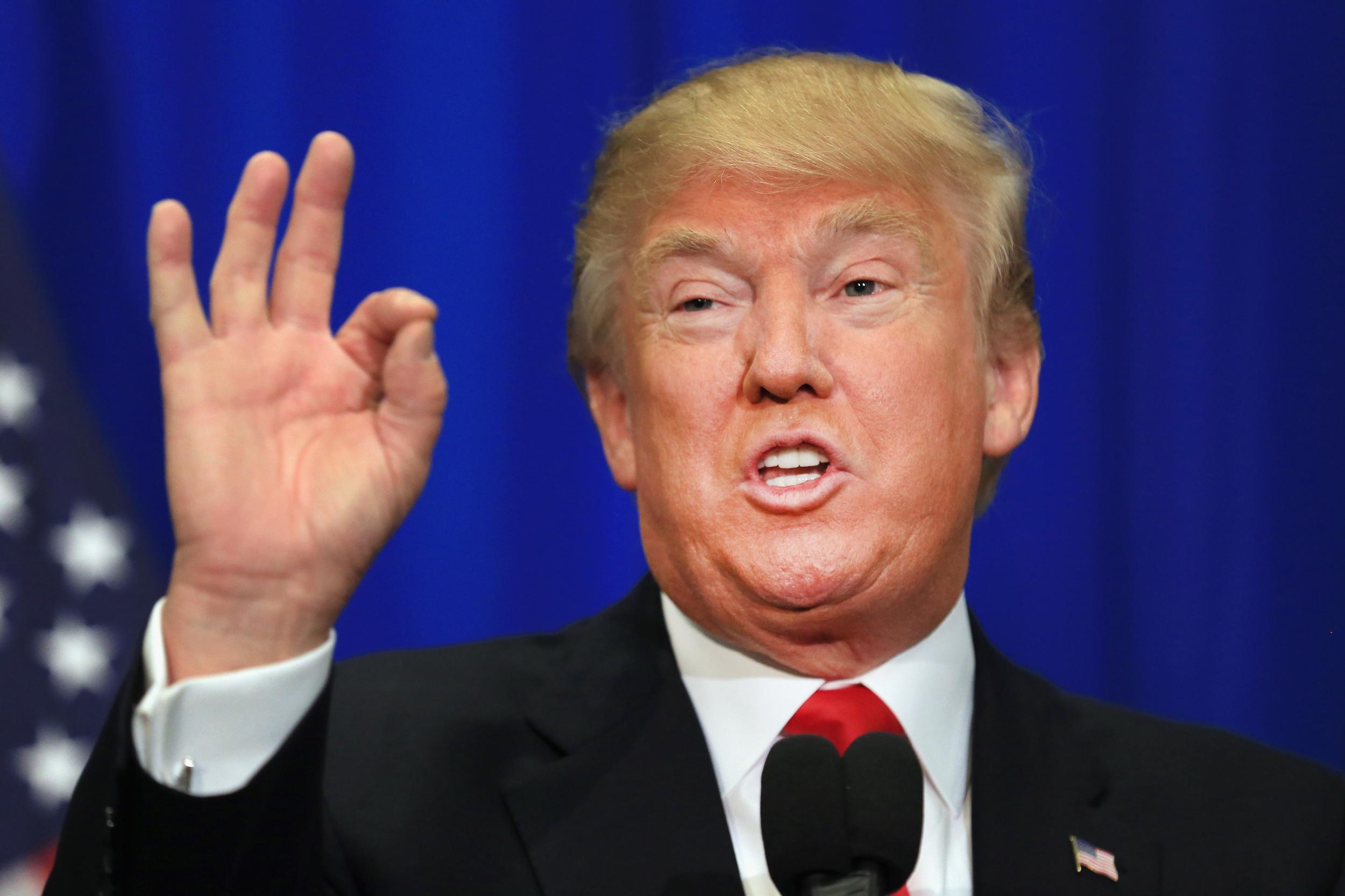 """Trump proclama """"Gran Victoria"""" electoral pese a pérdidas"""