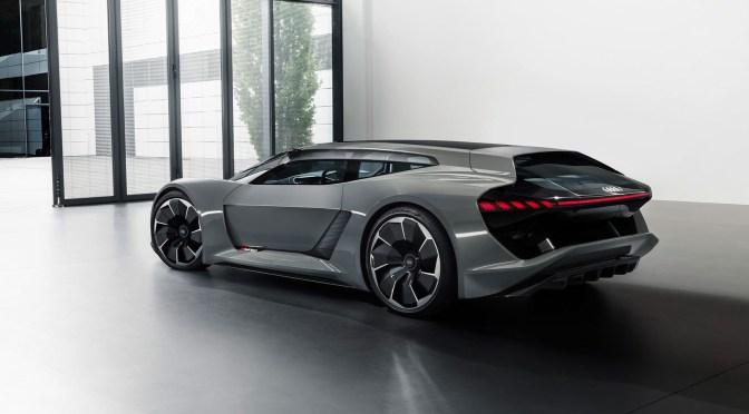 Un superdeportivo eléctrico de Audi
