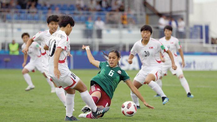 Tri Sub-20 femenil cae ante Corea del Norte en mundial