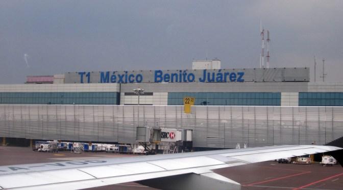 Aeropuerto capitalino, preparado para atrasar relojes el domingo