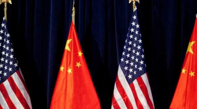 EEUU y China – Enemigos Favoritos