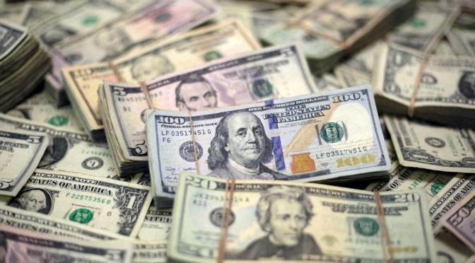 Reservas internacionales hilan 10 semanas al alza