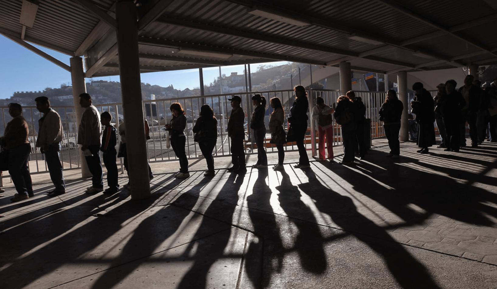 Detención de menores inmigrantes en EUA alcanza cifra histórica