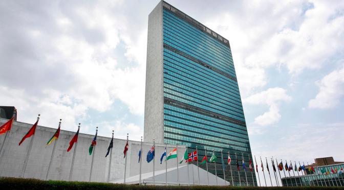 México se integra como miembro no permanente al Consejo de Seguridad de la ONU