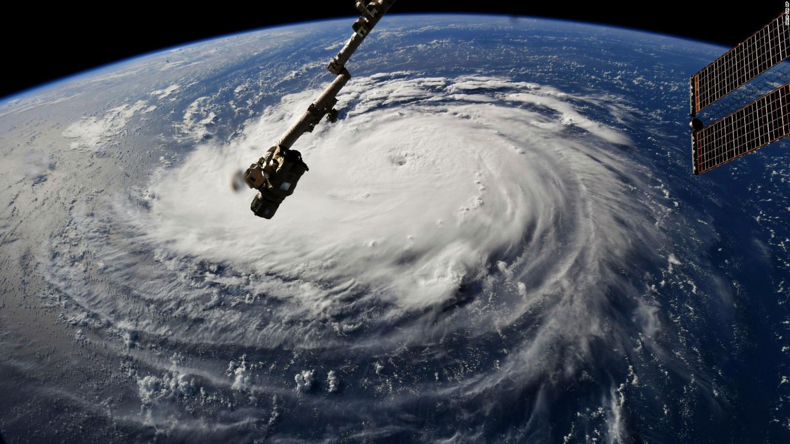 Poderoso huracán Michael toca tierra en Florida casi como categoría 5