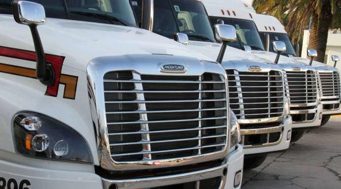 Crecen ventas de vehículos de carga y tractocamiones