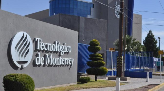 Tec de Monterrey suspende clases por coronavirus