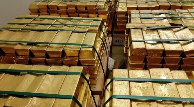 Hungría hace compra masiva de Oro, ¿Para qué se prepara?