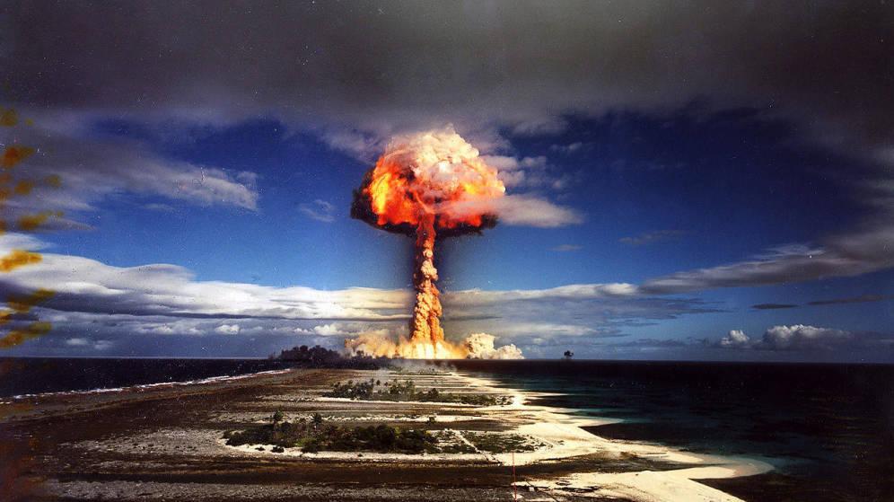Denuncian a Francia por ensayos nucleares en Polinesia