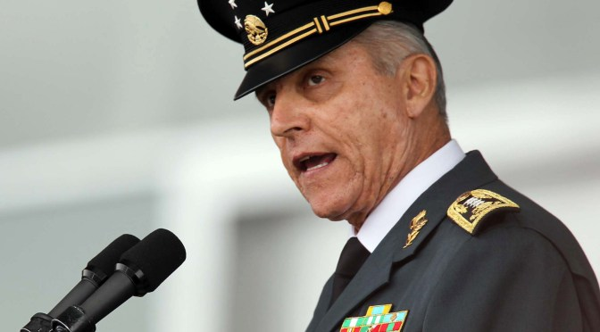 México ofreció captura de narco a cambio de retirar cargos a Cienfuegos: Reuters
