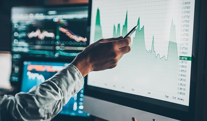 Volatilidad y autoeficacia financiera