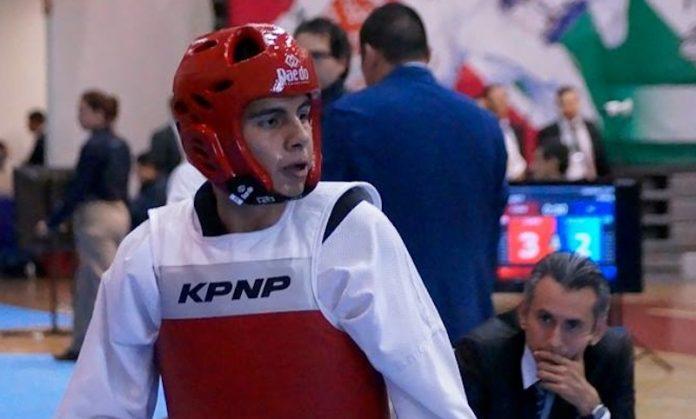 Taekwondoín Luis Vega, motivado por ir tras un lugar a Lima 2019