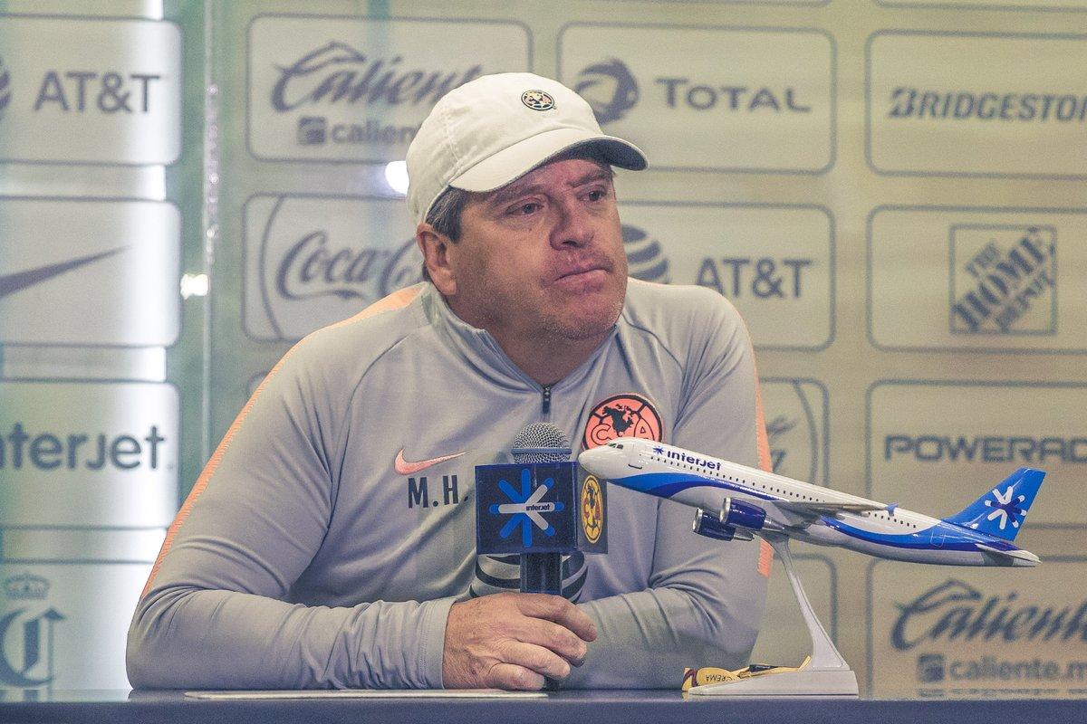 Sin pretextos afronta América la liguilla, afirma Miguel Herrera