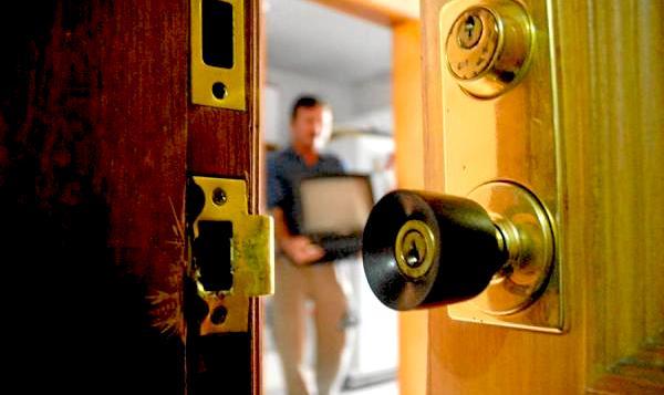 Modus operandi de ladrones en casas