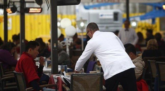 La industria restaurantera aporta el 15.3 % del PIB Turístico