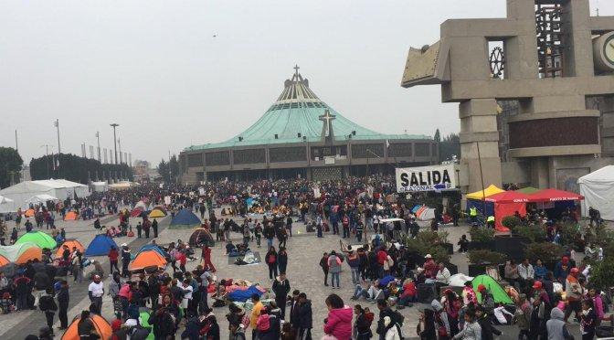 Analiza la Basílica suspender actividades guadalupanas por COVID-19