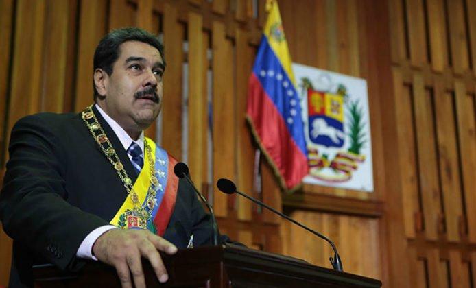 ¿Qué países asisten a la toma de posesión de Maduro y quiénes están ausentes?