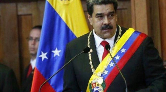 Maduro propone adelantar elecciones en Asamblea de Guaidó