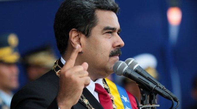 Postura de México no es un respaldo a Maduro: SRE