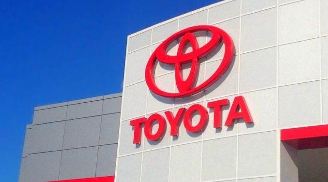 Toyota inicia producción en planta de Guanajuato