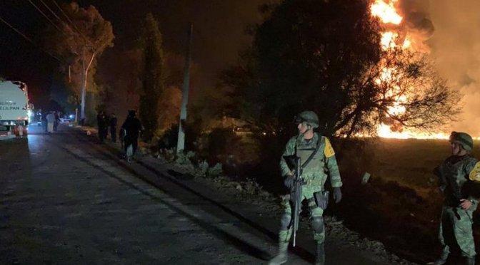 15 días después de explosión en Tlahuelilpan, identifican a 70 víctimas